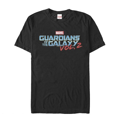Guardians of the Galaxy Logo Tshirt