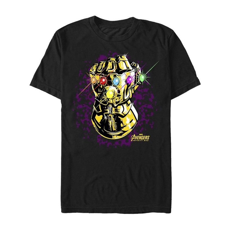 Avengers Infinity War Thanos Gauntlet Tshirt