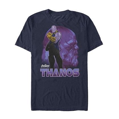 Avengers Infinity War Thanos Tshirt