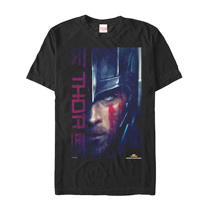 Thor Ragnarok Movie Poster Tshirt