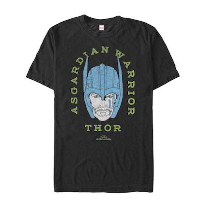 Thor Ragnarok Asgardian Warrior Tshirt