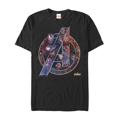 Avengers Infinity War Logo Tshirt