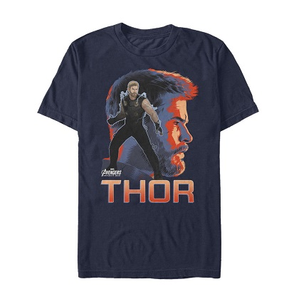 Avengers Infinity War Thor Tshirt