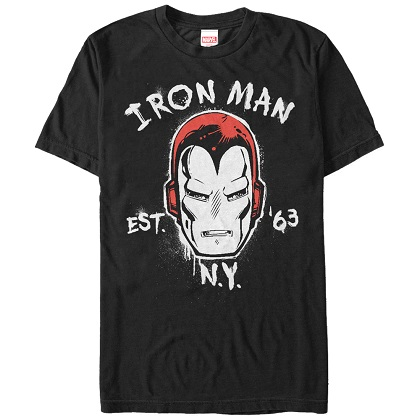 Iron Man Established 1963 NY Tshirt