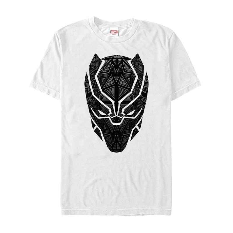 Black Panther Tribal Tattoos Tshirt