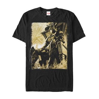 Black Panther Throne Room Tshirt