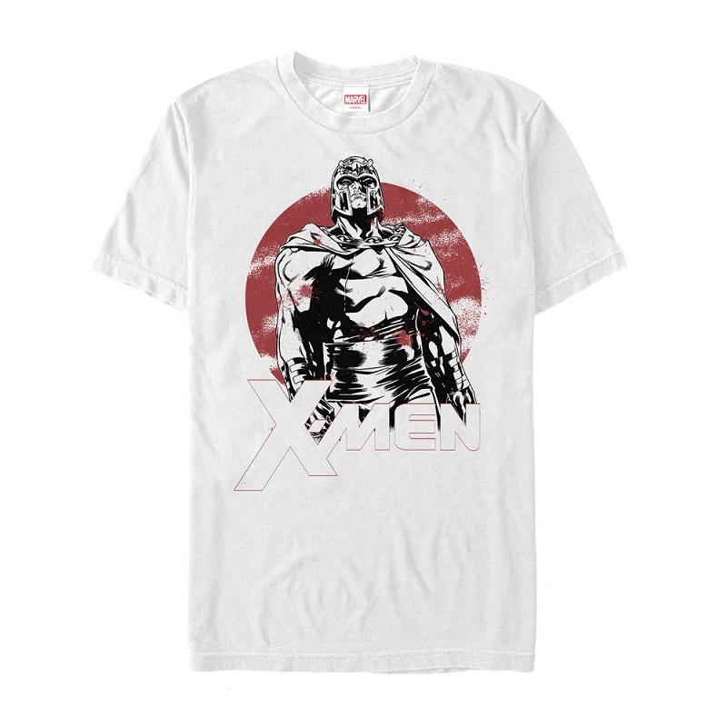 X-Men Magneto Red Sun Tshirt