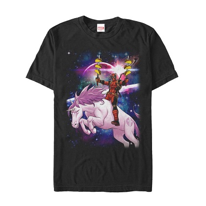 Deadpool Unicorn Tacos Tshirt