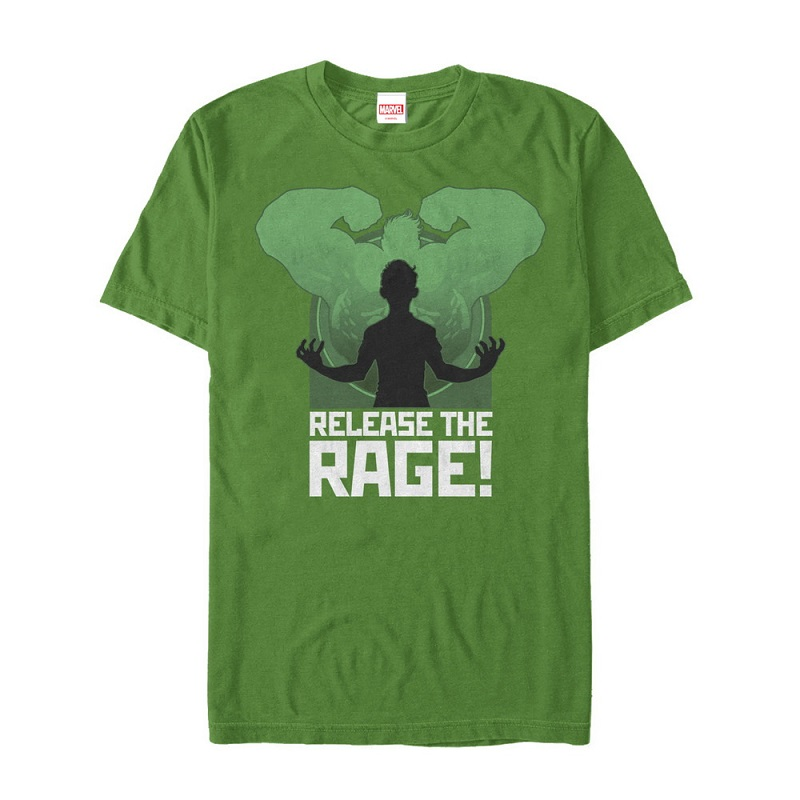 The Hulk Release the Rage Tshirt