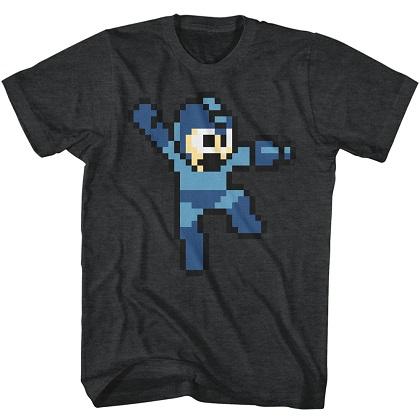Mega Man Jumpman Tshirt
