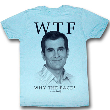 Modern Family Wtf T-Shirt