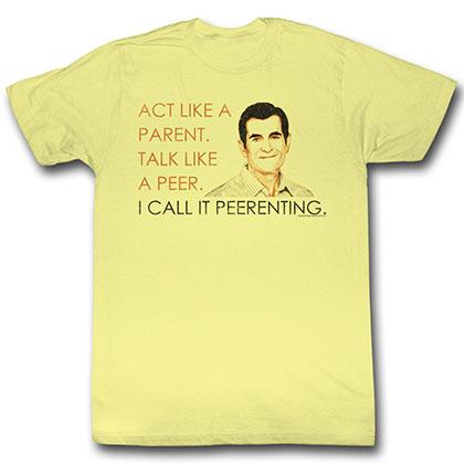 Modern Family Peerenting T-Shirt