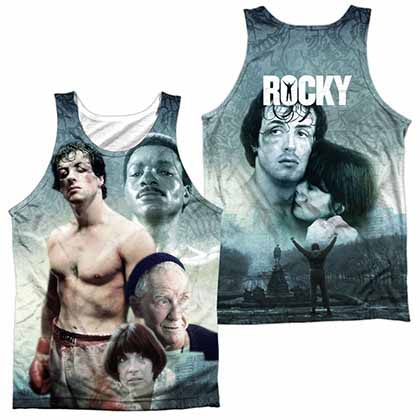 Rocky Montage Sublimation Tank Top