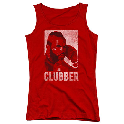 Rocky Clubber Lang Red Juniors Tank Top