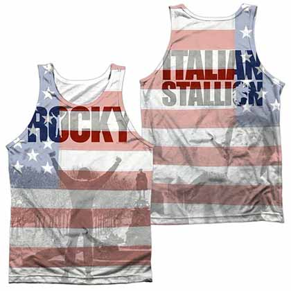 Rocky America Sublimation Tank Top