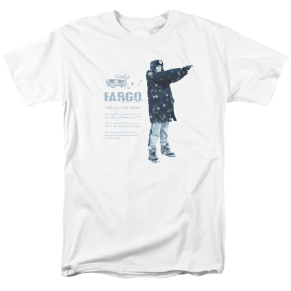 Fargo This Is A True Story Tshirt