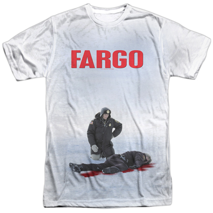 Fargo Movie Poster Tshirt