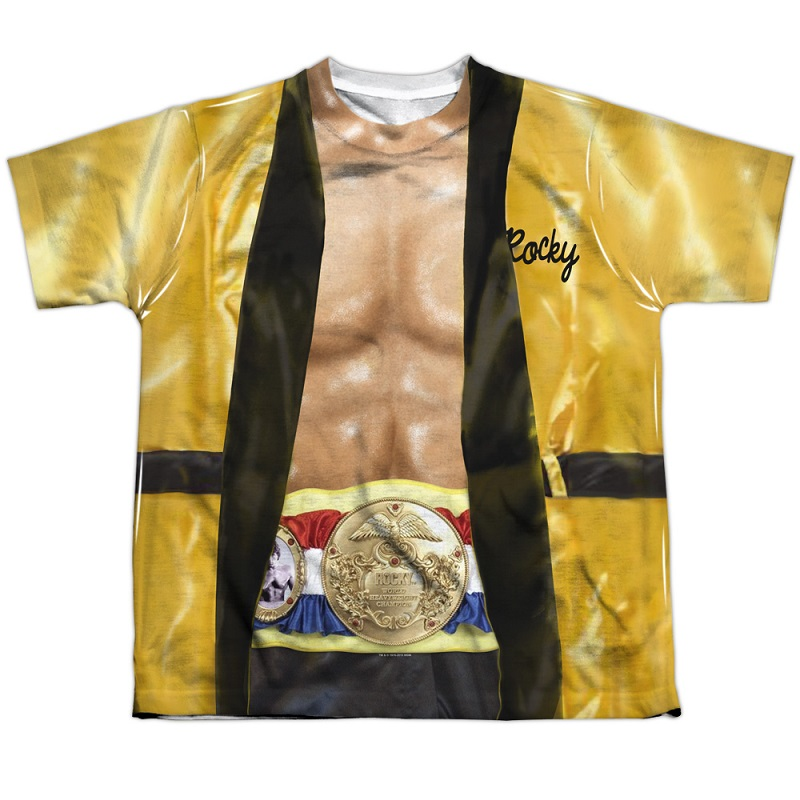 Rocky Youth Costume Tee