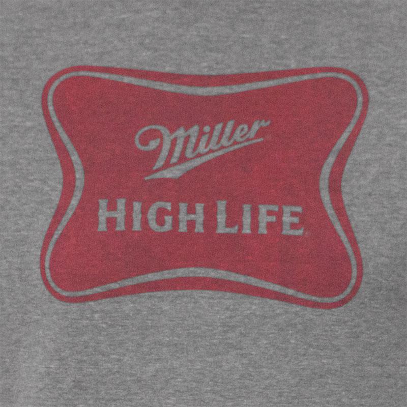 Miller High Life Pop Top Bottle Opener Tee Shirt