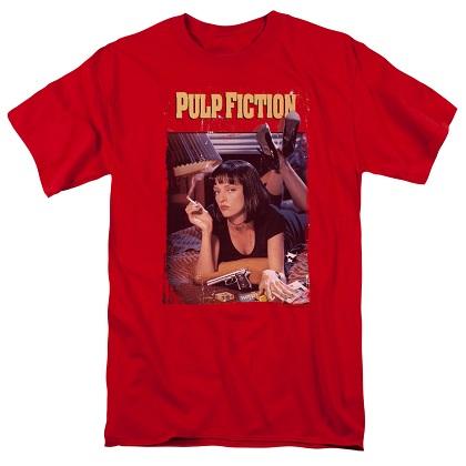 Pulp Fiction Movie Poster Tshirt