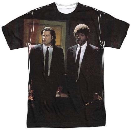 Pulp Fiction Vincent and Jules Tshirt