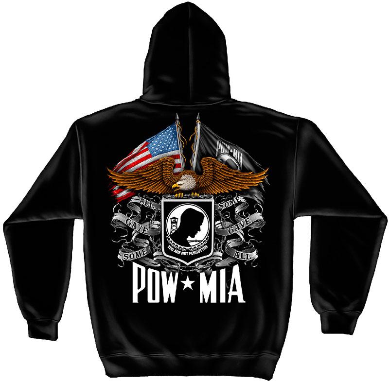 Pow mia hoodie