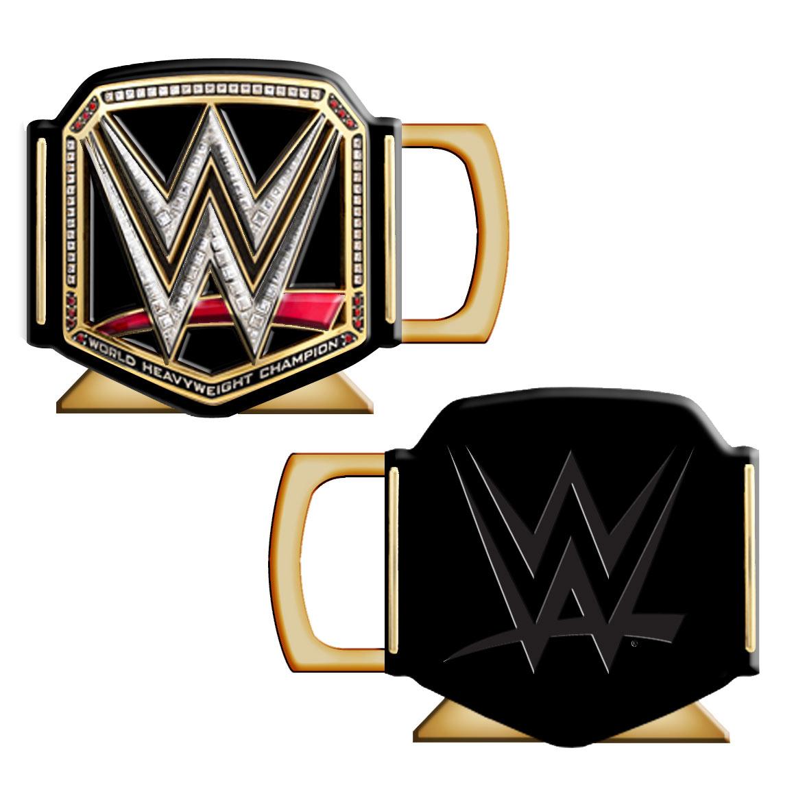 WWE Championship Belt Mug