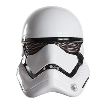 Star Wars Classic Stormtrooper Costume Half Mask