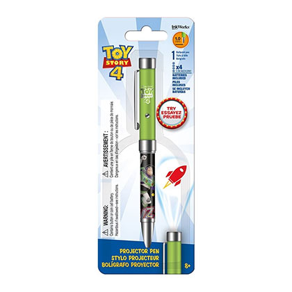 Toy Story 4 Star Command Projection Pen