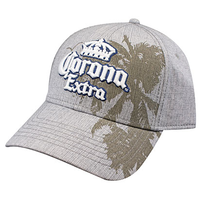 Corona Extra Palm Trees Tan Hat