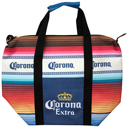 Corona Extra Multicolored Cooler Bag