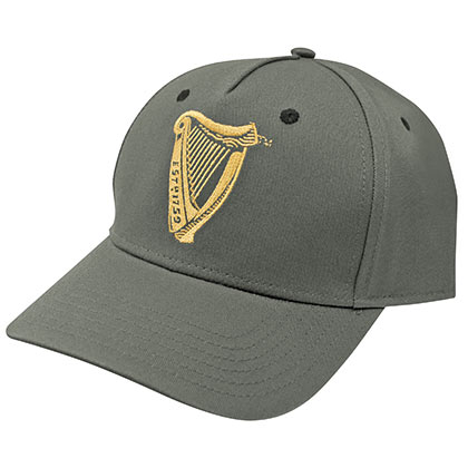 Guinness Blonde Grey Strapback Hat