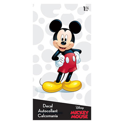 Mickey Mouse Cartoon Decal