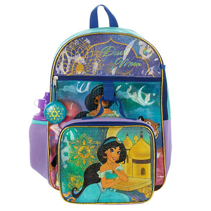 Aladdin 5-Piece Backpack Set
