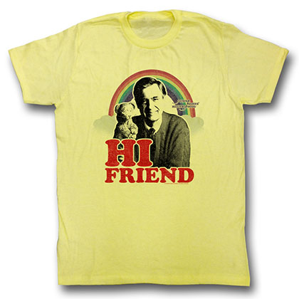 Mister Rogers Hi Friend T-Shirt