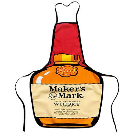Maker's Mark Whiskey Apron