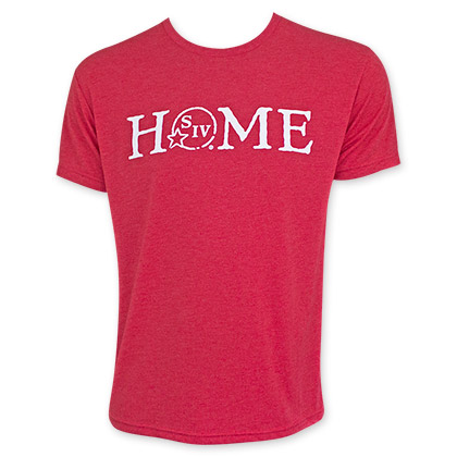 Maker's Mark Men's Red Siv Home T-Shirt