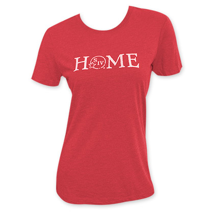 Maker's Mark Red Women's Home Tee Shirt