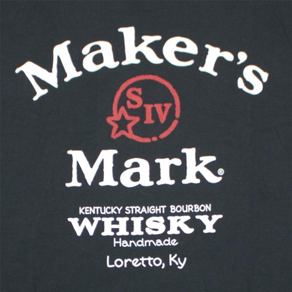 Maker's Mark Whiskey Long Sleeve Shirt