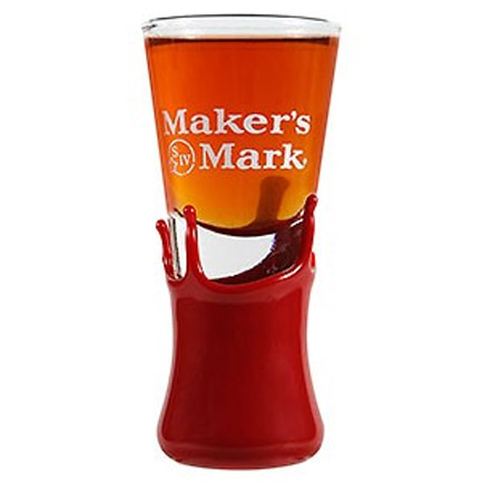 Maker's Mark Whisky Shooter