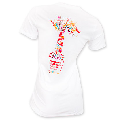Marker's Mark White Free Spirit Women's T-Shirt