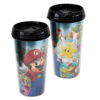 Super Mario Travel Mug