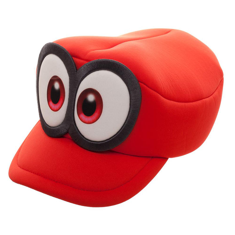 Mario Odyssey Red Costume Hat