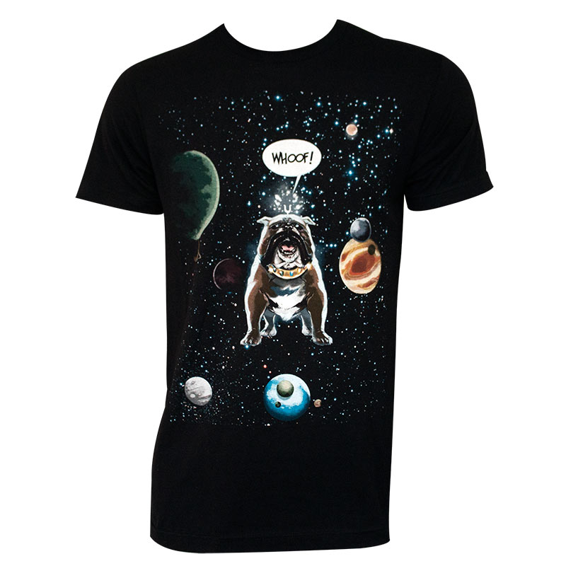 Lockjaw Outer Space Whoof Tshirt