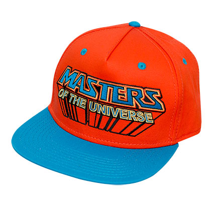 Masters of the Universe Logo Snapback Hat
