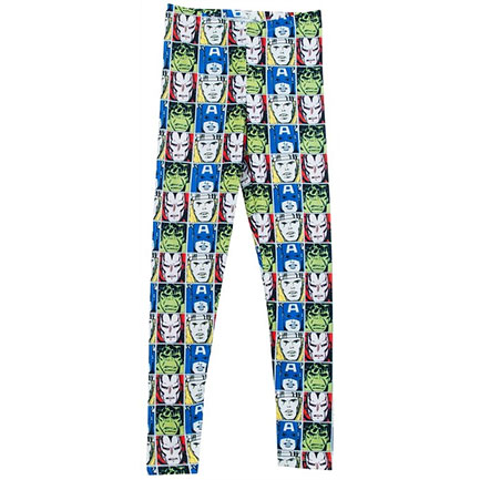 Avengers Character Women's Leggings