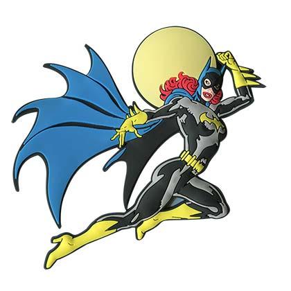 Batman Batgirl Mega Magnet