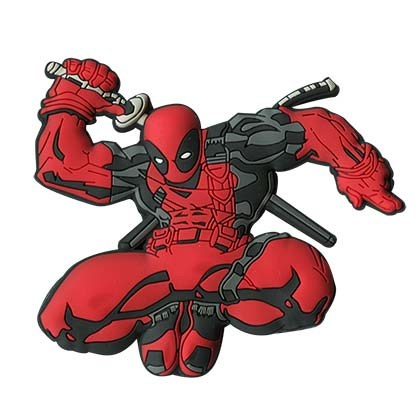 Deadpool Rubber Mega Magnet
