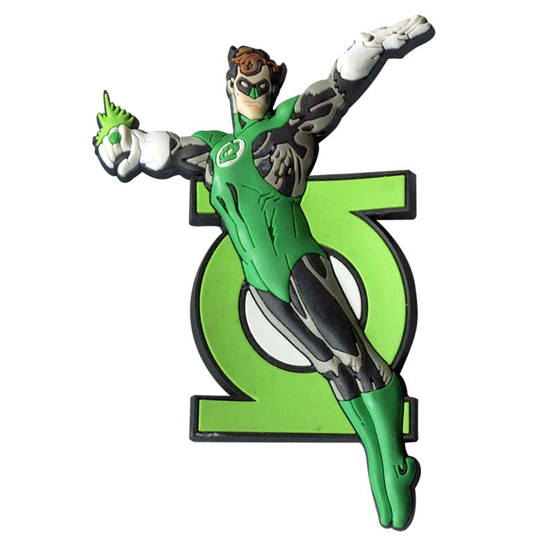 Green Lantern Rubber Mega Magnet