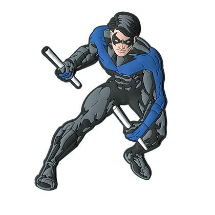 Nightwing Rubber Mega Magnet